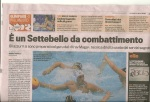 Italian Olympic Water Polo Team trains in Krav Maga - Sports Gazette (July 24, 2012)